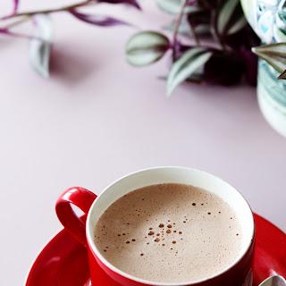 Keto Hot Chocolate.