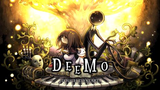 Deemo (Unlocked) Apk - Âm nhạc và giả tưởng