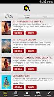 Screenshot of Webtic Il Regno del Cinema