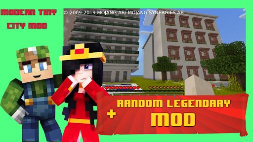 Tiny modern city mod modavailable screenshots 3