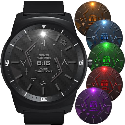 Alien Darklight Watchmaker