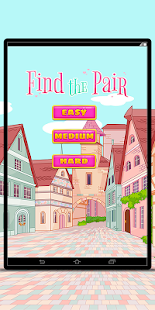 Find the Pair : Game for Kids - náhled