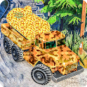 US Army Truck Game; Military Truck Transport icon