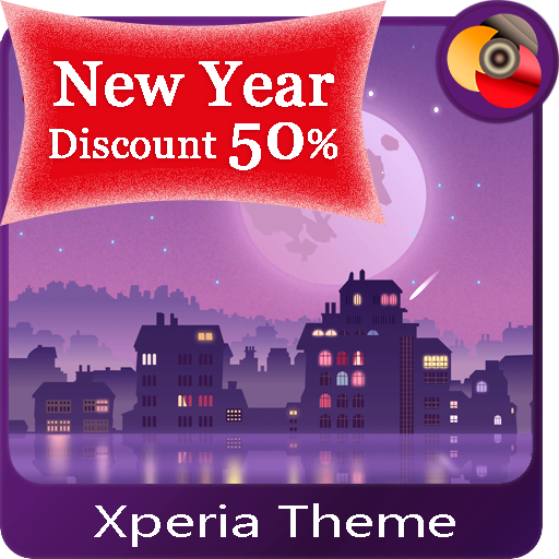 Night | Xperia™ Theme