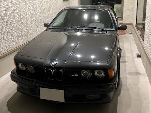 M6 E24 88年式 D車のカスタム事例画像 とありくさんの2019年05月10日20:34の投稿