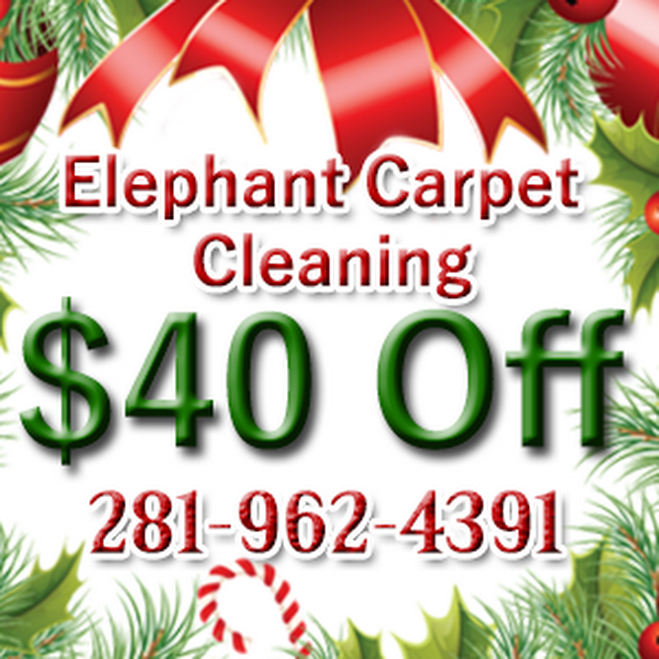 Christmas Carpet Cleaning.Elephant Carpet Cleaning Air Duct Cleaning Service In