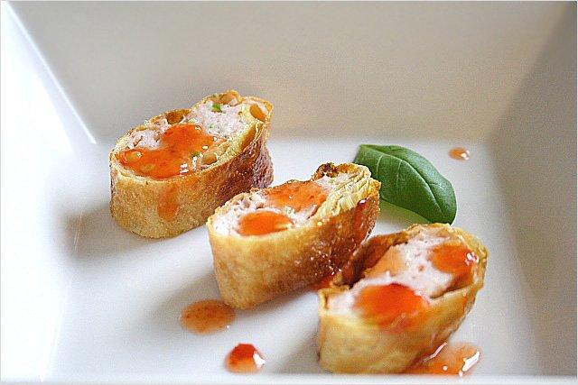 Vietnamese Tau Hu Ky Recipe (Bean Curd Skin with Shrimp ...