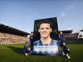 Club Brugge herdenkt het tragische overlijden van Sterchele