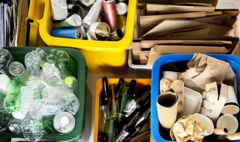 materiis para reciclagem