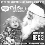 Virginia Beer Co. Evil Santa Spiced Milk Stout