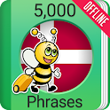 Learn Danish - 5000 Phrases icon