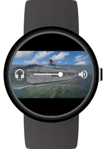 Video Gallery for Android Wear screenshot 1