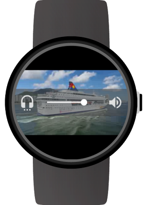 Video Gallery for Android Wear - screenshot