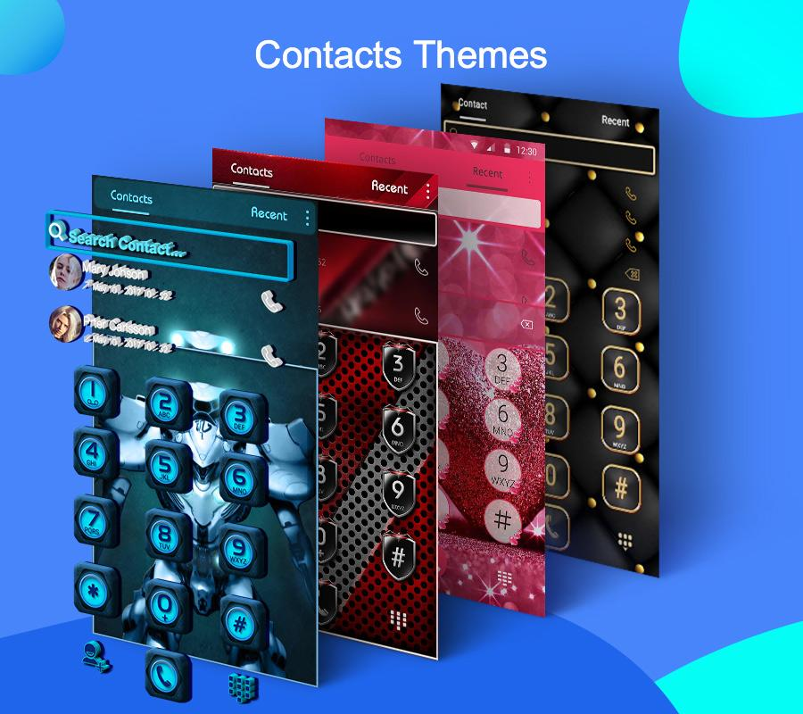 CM Launcher 3D - Theme,wallpaper,Secure,Efficient- screenshot
