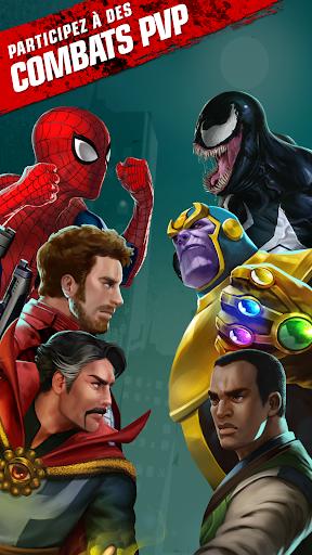 Marvel Puzzle Quest  captures d'écran 4
