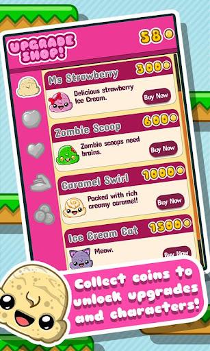 Code Triche Ice Cream Drop APK MOD screenshots 5