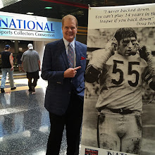 Photo: At the 2015 National Sports Collectors Convention to celebrate Doug  Buffone's life and legacy.