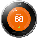 Nest Learning thermostat heating