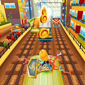 Super Subway Surf Run 3D