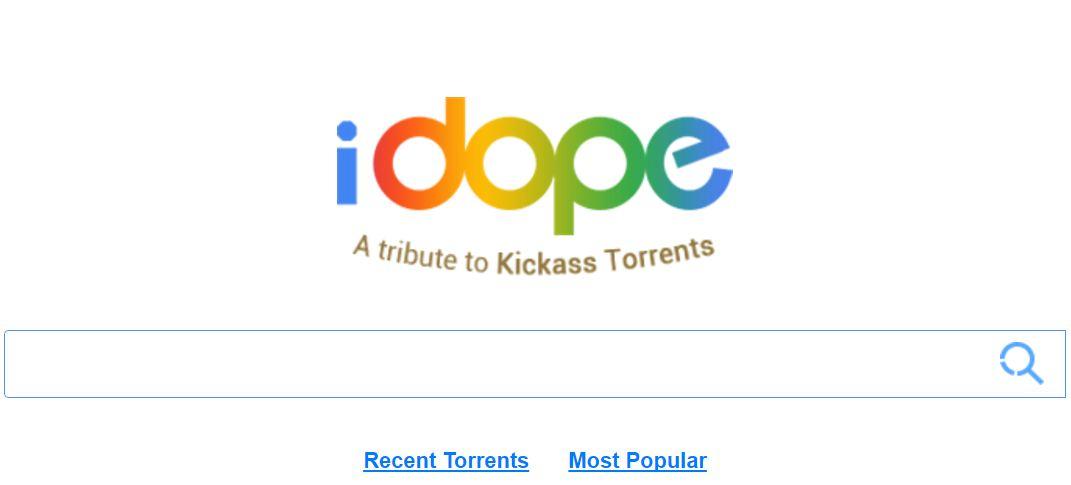 iDope: Cercare e Scaricare file Torrent in modo anonimo