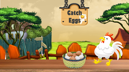 Catch Eggs - Free Game v1.0.0