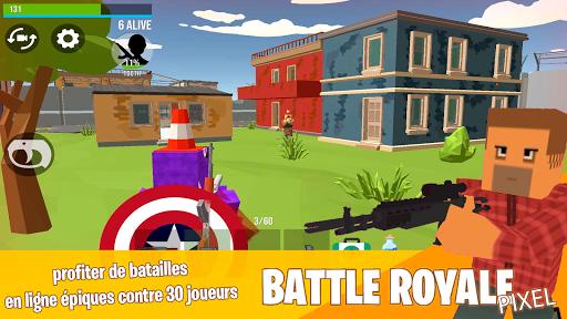 Télécharger Gratuit Fort Battle Royale Jeus - Deathmatch FPS Shooter  APK MOD (Astuce) screenshots 1