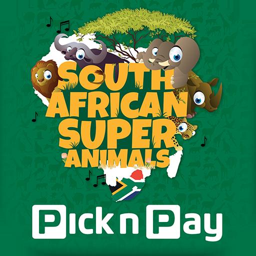 Pick n Pay Super Animals 2