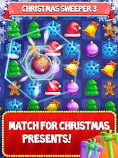 Christmas Sweeper 3- screenshot thumbnail