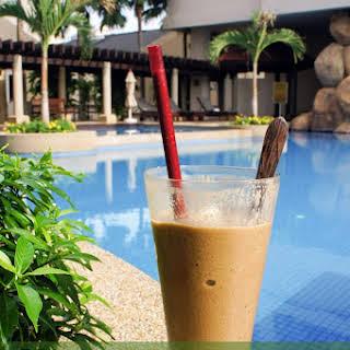Chiang Mai Frozen Banana Coffee.