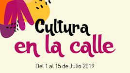Programa Cultura en la Calle de la Diputación Provincial de Almería.