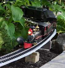 Photo: The Colella Line running on Track 1 ... All aboard!