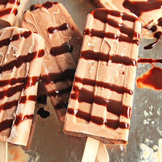 Frozen Bananas With Chocolate Syrup Recipes