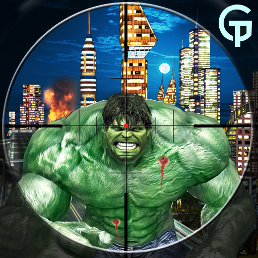Monster Hero Clash Of City