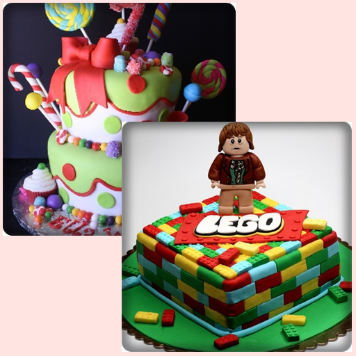 生日蛋糕創意 生活 App LOGO-APP試玩