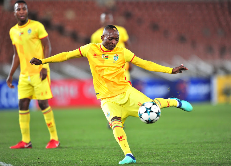 Zimbabwe forward Khama Billiat is increasingly linked with a move away from South African champions Mamelodi Sundowns.
