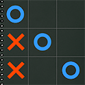 Tic Tac Toe 2 Player Xs and Os icon