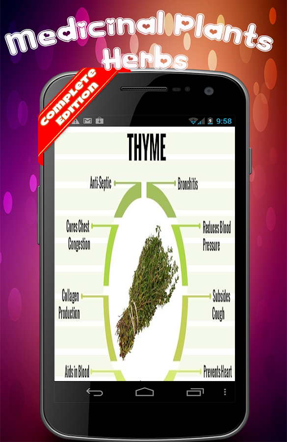 Medicinal Plants Herbs- screenshot