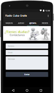 Radio Cuba Gratis screenshot 10