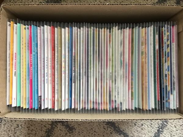 「メディアパス」で効率よくCDを収納してみた | ふーとDiary