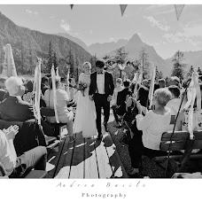 Wedding photographer Andrea Basile (basile). Photo of 14.12.2018
