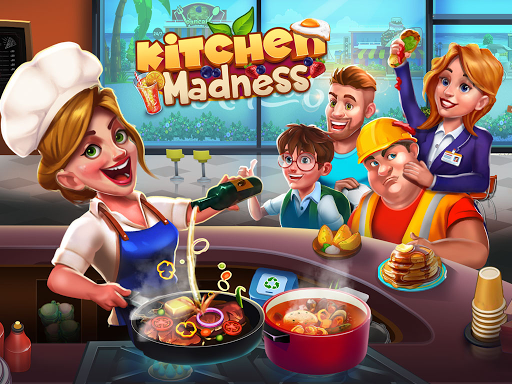 Kitchen Madness - Restaurant Chef Cooking Game ss1