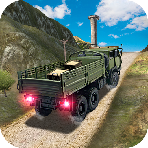 Off Road Army Truck (game)