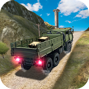 Off Road Army Truck for PC and MAC