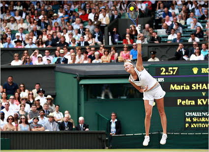 WTA Backspin by Todd Spiker: Decade's Best: 2011 Wimbledon
