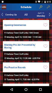 RBC Heritage- screenshot thumbnail
