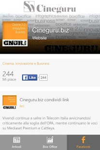 Cineguru- screenshot thumbnail