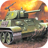 Crazy Tanks Road Racing 3D