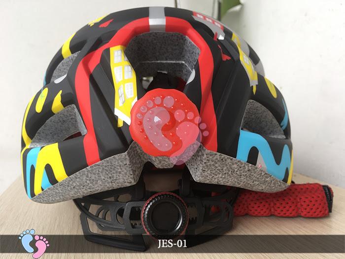 Nón bảo hiểm Utakfi JES-01 cao cấp 4
