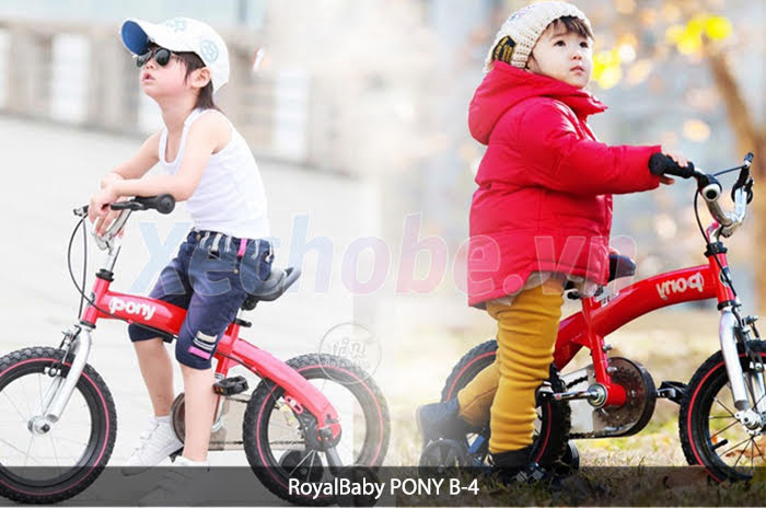 xe đạp ponny cho bé