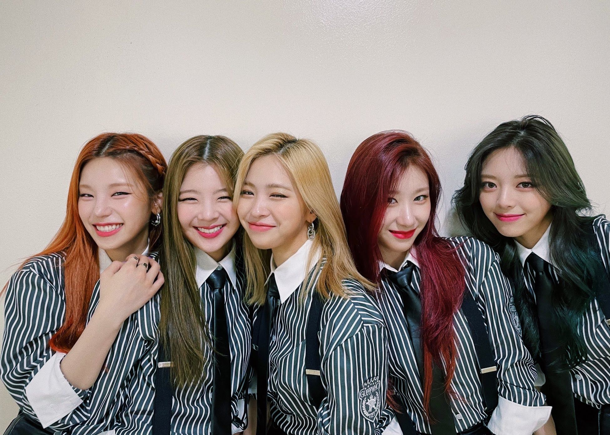 ITZY | @ITZYofficial/Twitter
